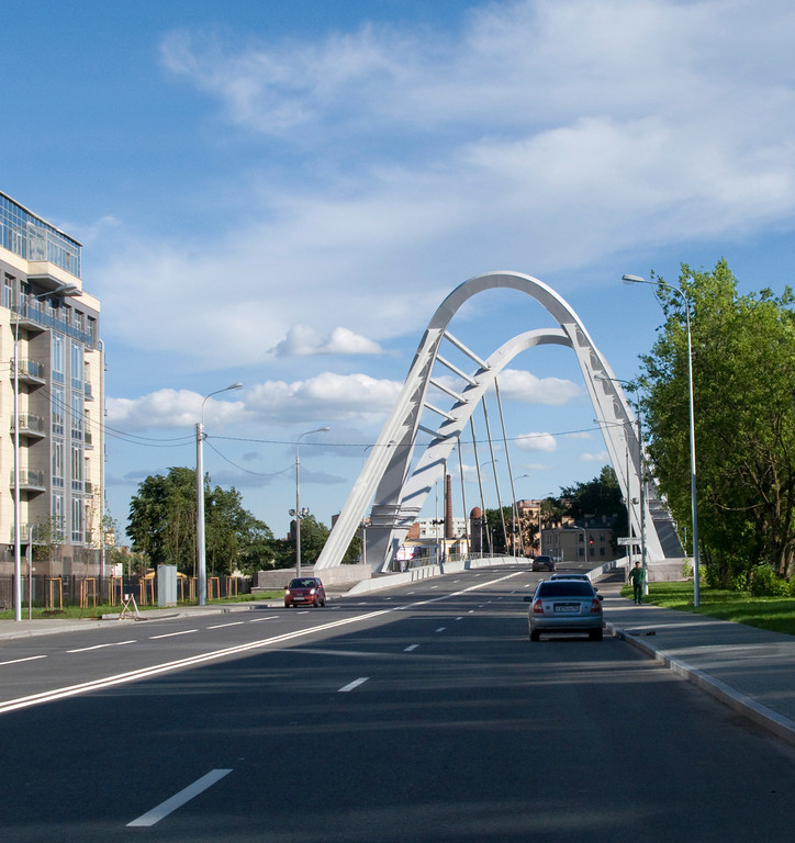 Lasarev bridge