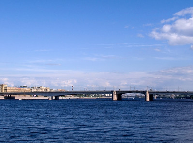 Alexander Nevskii bridge