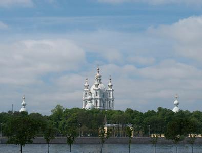 Smol'nyi Cathedral.