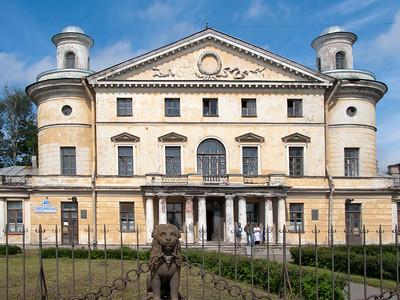 Former Kushelev-Bezborodko cottage