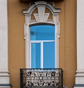 Balcony (Fontanka embankment)