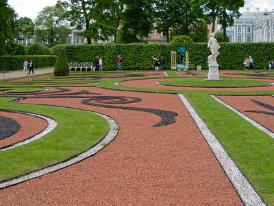 Park near Ekaterina Palace