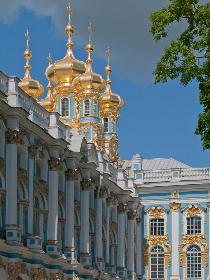 Ekaterina Palace.
