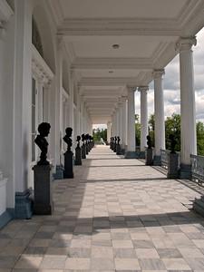 Cameron Gallery. Ekaterina park.