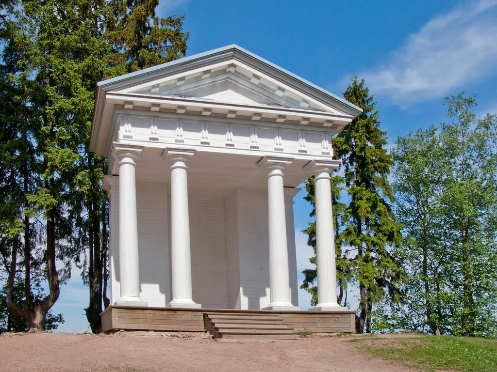 Pavilion Temple
