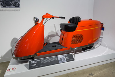 1947 Salsbury model 85 scooter