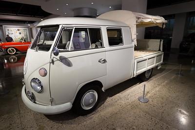 1966 Volkswagen type 265 Double Cab Pick Up