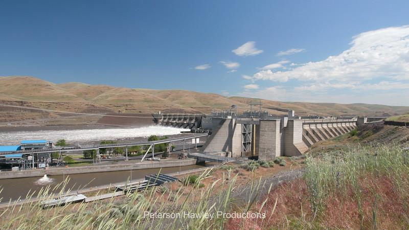LIttle Goose Dam 1