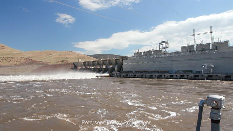 LIttle Goose Dam 2