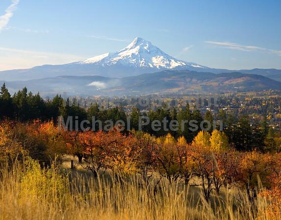 Mount Hood, Fall