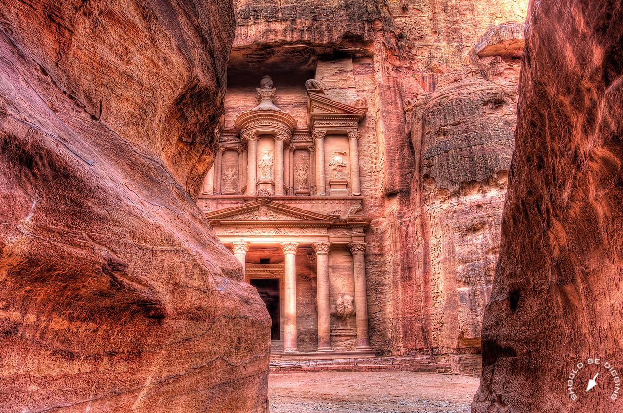 Al Khazneh (The Treasury), Petra