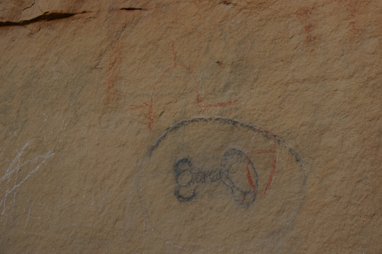 No idea on the significance of these drawings.