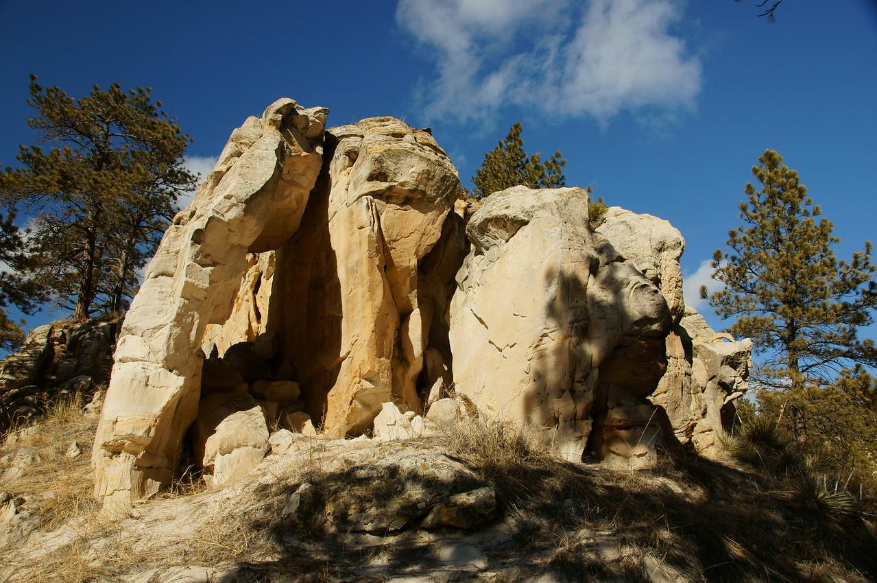 Black Hills scenery