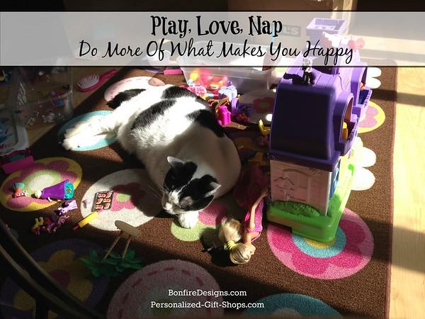 Play Love Cat Nap