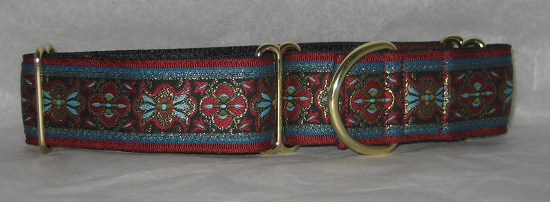 "Regal 1 1/2"" wide martingale collar"