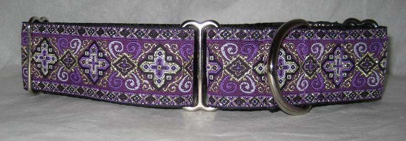 Celtic Cross Purple