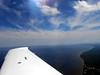 Over the Chesapeake Bay