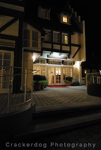 Wine Valley Inn entrance