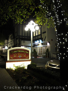 Wine Valley Inn front entrance