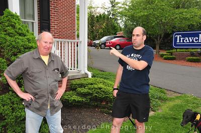 PJ's dad and PJ