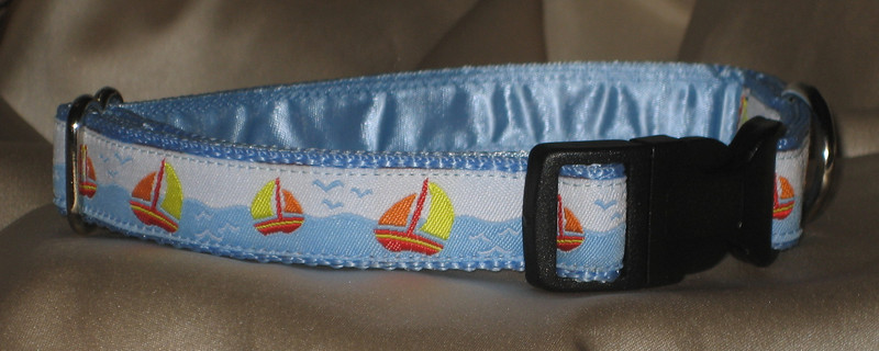 3/4 Inch Wide collars