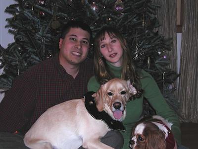 Christmas 2003.