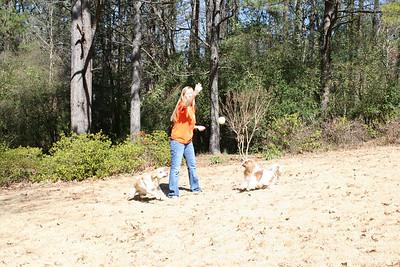 Kelly, Jasmine & Auburn - Feb. 2008.