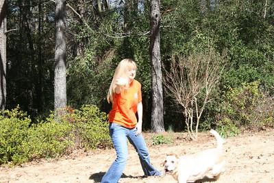 Kelly & Jasmine - Feb 2008.