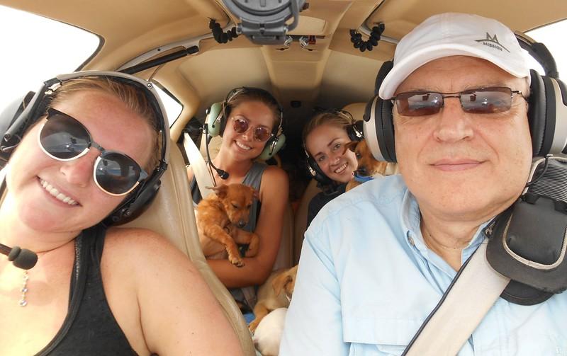 Devan, Katrina, Amelia & Mike