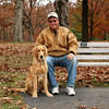 Bill and Baron At Kirkwood Park.