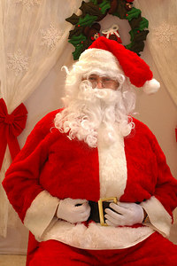 Santa did a great job