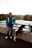 Doug and Clea at Niagara Falls