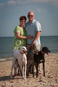 Front: Casper, Freedom, Nikki Back: Lori, Henry