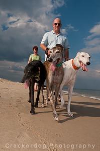 Front: Nikki, Casper, Freedom Back: Lori, Henry