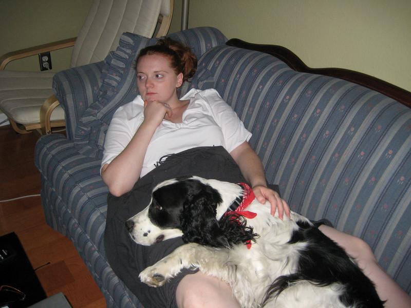 2008-7-6 Coda and Jen-2