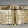 "Arabesque Gold 1 1/2"" wide"