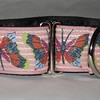 Butterfly Stripe Pink