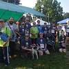 A few of the Team Grove participants!  Thank you all for helping us create the largest 1st place team and helping us raise a nice chunk of change for the Thurston County Humane Society !!!