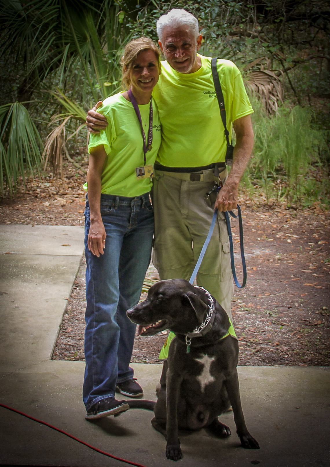 DrLight, Keth & Randi, Gulfside Hospice Volunteers, Annual  5K Walk,   _0593