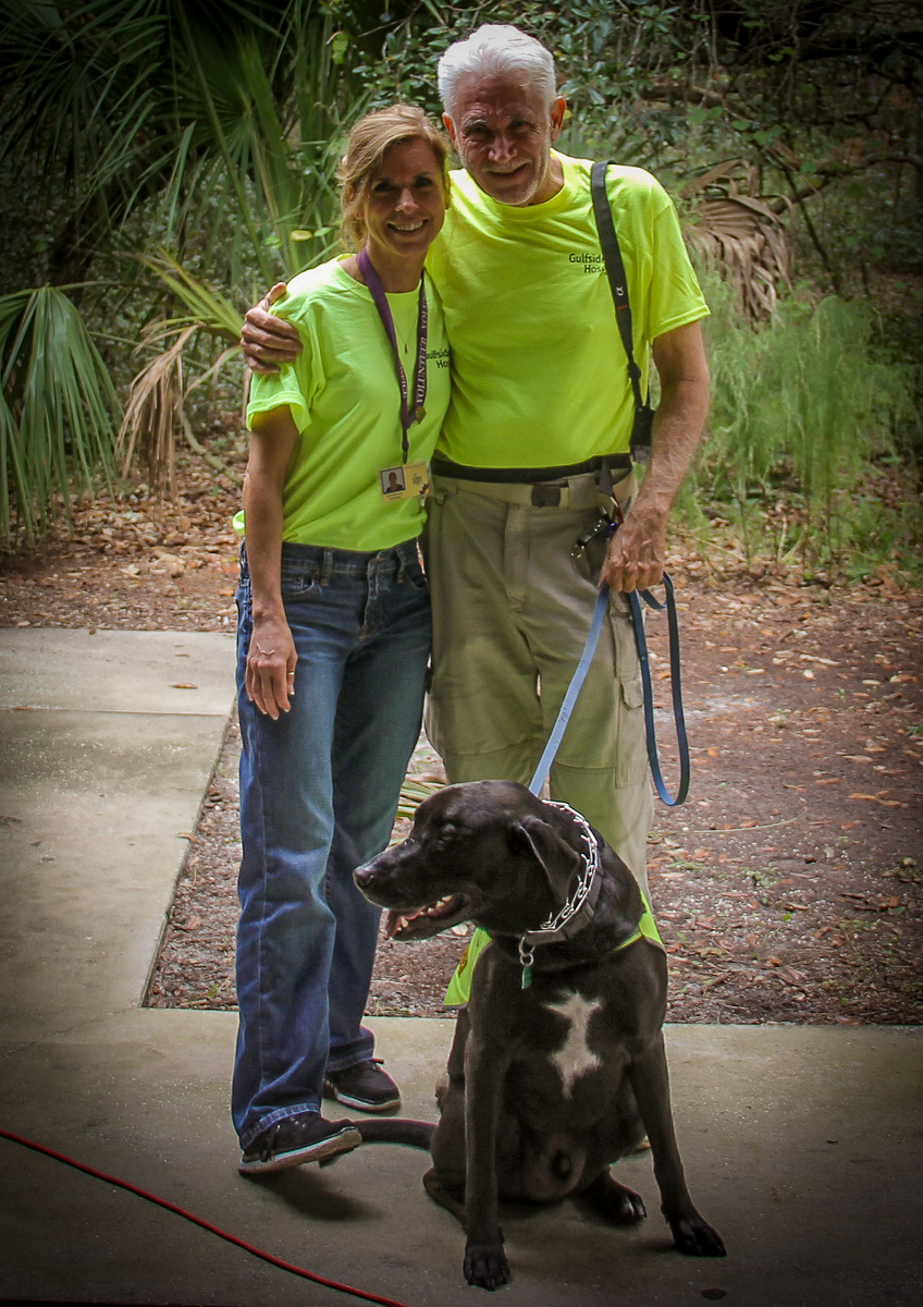 DrLight, Keth & Randi, Gulfside Hospice Volunteers, Annual  5K Walk,   _0593