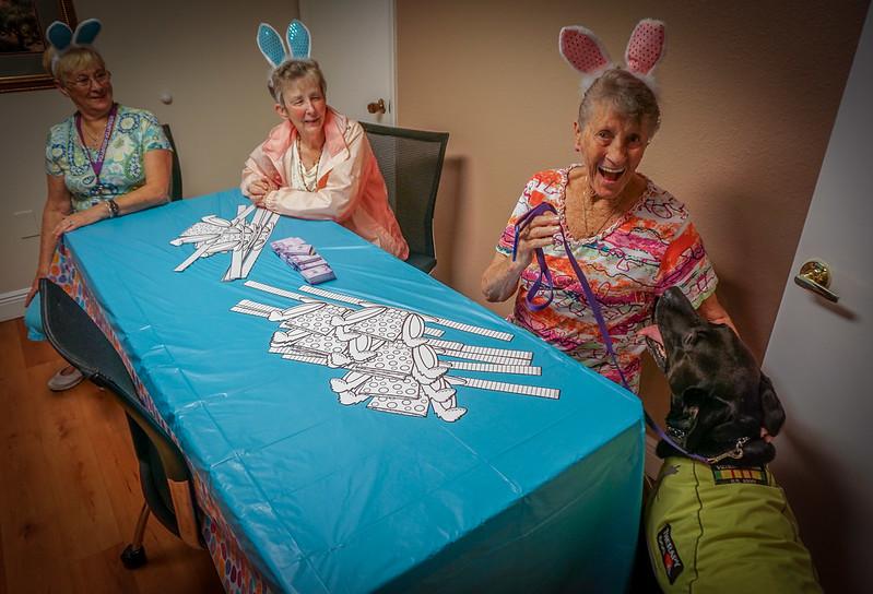 DrLight & his Gulfside Hospice Friends, Easter Egg Hunt Event, DSC04914