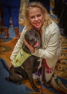 DrLight & Seminar Animal Communication Author & Friend, 07020