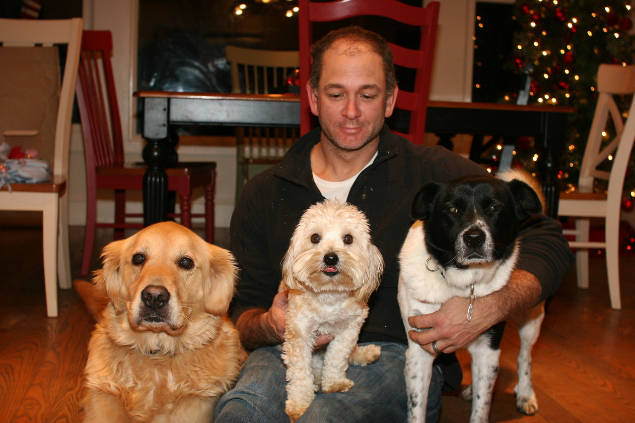 Chris and the Canines
