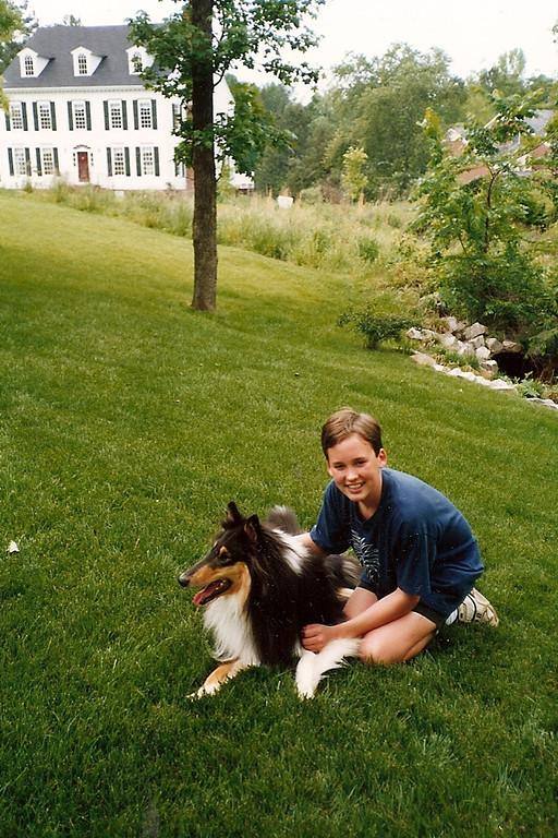 May '90 - Edward and Duchess
