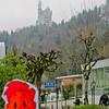 Neuschwanstein Castle, also in Füssen