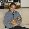 Emily with baby Sophia