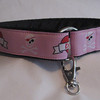 Style 1 greyhound tag collar with tag clip (sold separately)