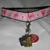 Lovey Dovey tag collar