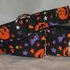"""Jacks and Bats (OUT OF STOCK) 1 1/2"""" wide and 1"""" wide style 1 greyhound tag collar"""