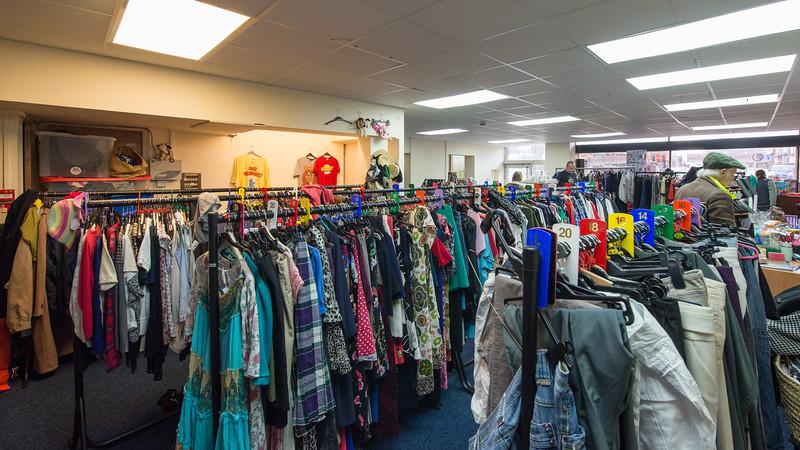 Moreton Shop